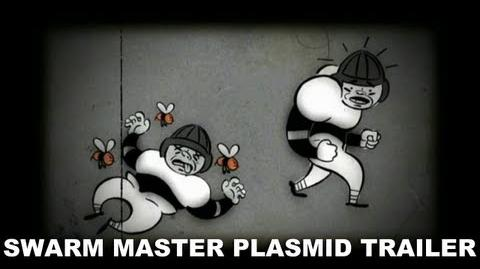 Bioshock 2 - Swarm Master Plasmid Trailer (HD 1080p)