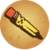 Chewed Up Pencil Icon