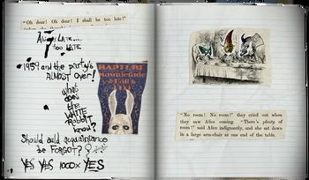 Lutwidge journal pg4-5
