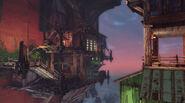 Shantytown concept art 1