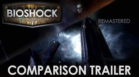 Tráiler de comparación de la remasterización de BioShock The Collection
