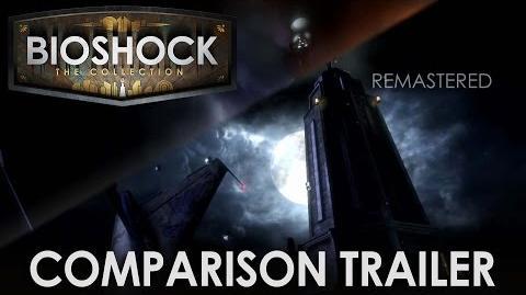 Tráiler de comparación de la remasterización de BioShock The Collection