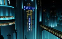 BaS1 Aventine Hotel