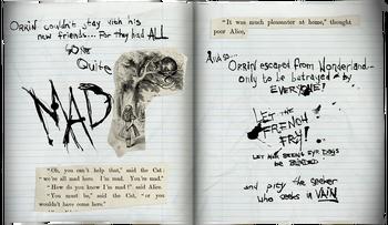 Lutwidge journal pg10-11