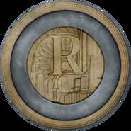 Rapture Medallion