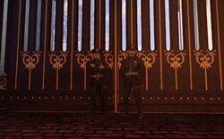 BioI TC New Eden Square Gate Guards