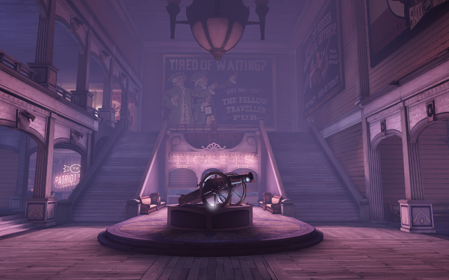 File:BioShock Infinite - Soldier's Field - Patriot's Pavilion - Ticket Shop-inside f0795.png