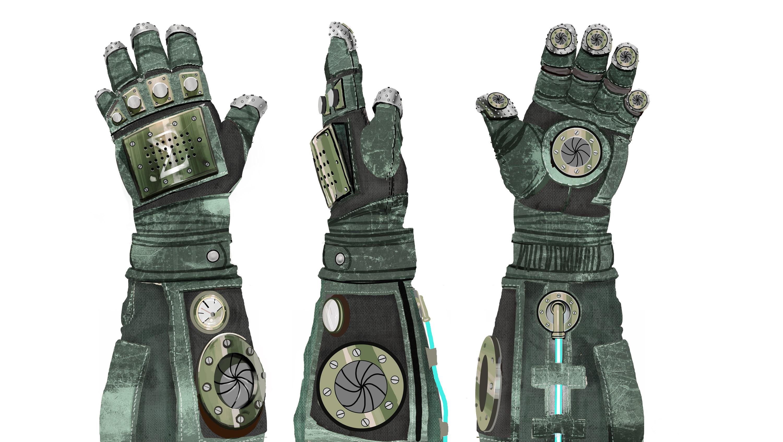 Big Daddy Gloves Bioshock Images Gloves And Descriptions
