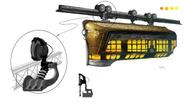 B2 AtlanticExpress Carriage Concept
