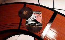 BaSE1 High Street Rapture Records Ryan's Songbird Record Album