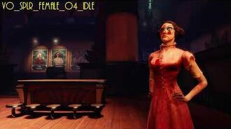Burial at Sea Episode 2 Splicer Quotes - School Teacher