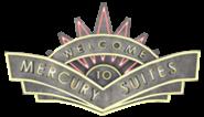 Insegna Mercury Suites