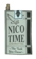 Nico Time Cigarettes