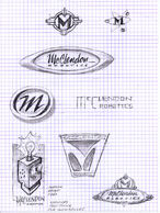 McClendon Robotics Logo Concepts 2