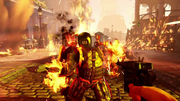 BioShock Infinite-unnamed enemy from the Beast of America Trailer f0377