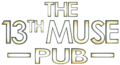The 13th Muse Pub Sign.png