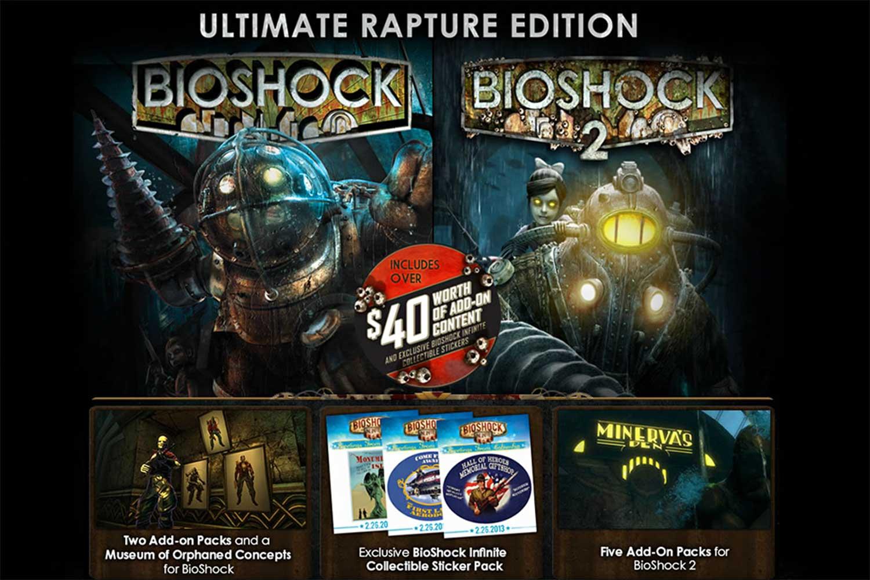 Bioshock ultimate rapture edition bioshock wiki fandom - Bioshock wikia ...