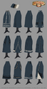 Alternate Elizabeth Student Dress Skirts