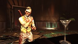 Burial at Sea Episode 2 Scripted Event Manta Ray Splicer