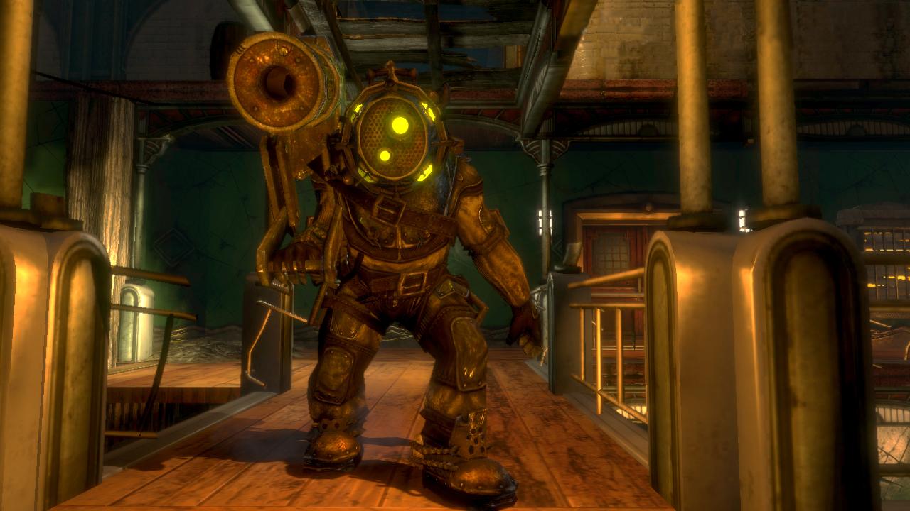 Rumbler Bioshock Wiki Fandom