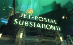 Sottostazione II, Jet Postal