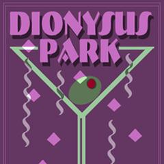 <i>Diseño de un cartel publicitario descartado sobre la inauguración del parque.</i>
