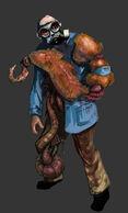 Crab Arm Mutant