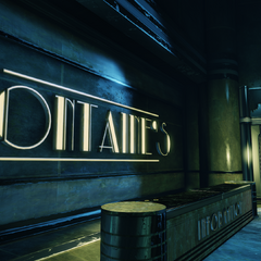 <i>¡Bienvenido a los Almacenes Fontaine's!</i>