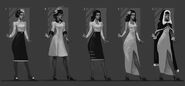 Elizabeth burial at sea concept art