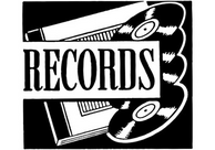 Records Clip Art Records Sign