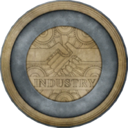 Industry Medallion