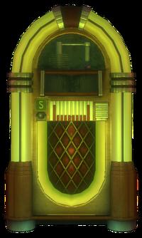 Музыкальный автомат