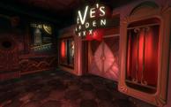 Eve's Garden Entrance R