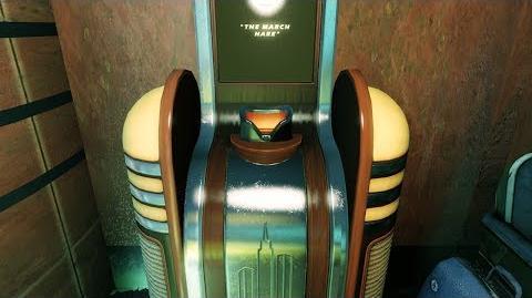 BioShock Infinite Burial At Sea Sander Cohen's Kinetoscopes (Fullscreen)
