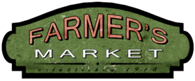 Farmer's Market Entrance