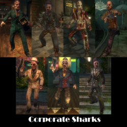 Corporate Sharks