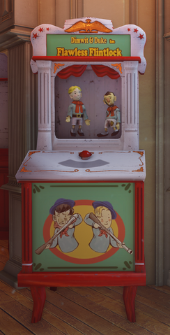 File:BioShock Infinite - Battleship Bay - Dimwit & Duke cabinet Flawless Flintlock f0804.png
