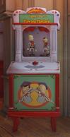 BioShock Infinite - Battleship Bay - Dimwit & Duke cabinet Flawless Flintlock f0804