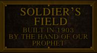 Gen Plaque SoldiersFieldModel