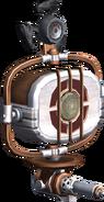 BAS2 Pneumo Bot model Render