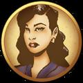 Brigid Tenenbaum PlayStation 3 BioShock Theme Icon.png