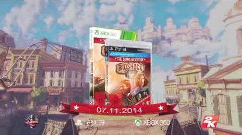 BioShock Infinite – Complete Edition Launch Trailer