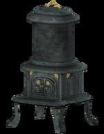 Parlour stove