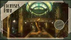 Dionysus Park Postcard