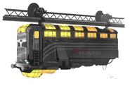 B2 Alternate RaptureMetro Train Concept