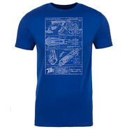 Sky-Hook Blueprint T-Shirt