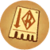 Administrator punchcard icon