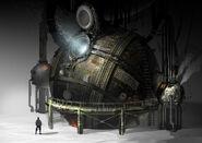 Persephone Pressure Tank Concept 1