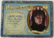 Esther Mailer BioShock Infinite The Siege of Columbia Leader Card