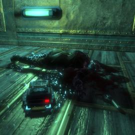 Pablo Navarro's Corpse